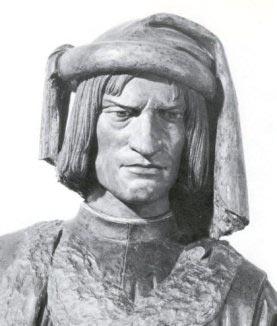Lorenzo Il Magnifico - drawing by Leonardo da Vinci  04c15dea781